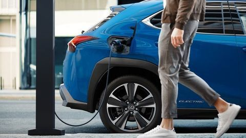 Elektrická budúcnosť Lexusu? Toto má japonská značka v pláne