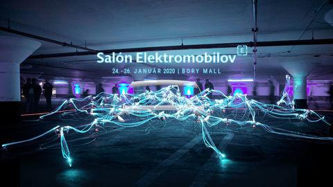 Salón elektromobilov 2020: Najväčšia slovenská výstava elektromobilov