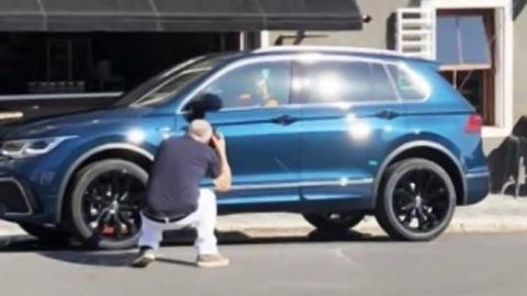 Internetom sa šíri fotografia modernizovaného Volkswagenu Tiguan