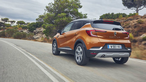 Nový Renault Captur prichádza na Slovensko s cenou od 13 900 eur