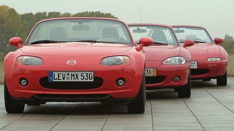 Automobilka Mazda má sto rokov