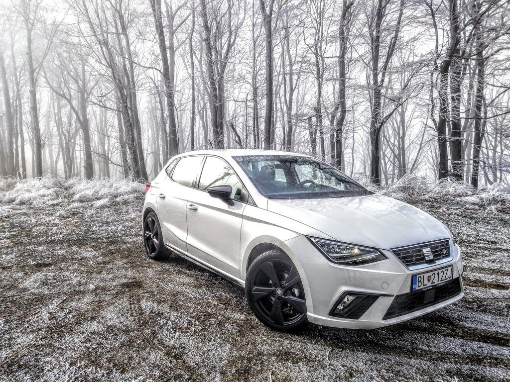 TEST SEAT Ibiza 1.0 TSI 70 kW Black Limited