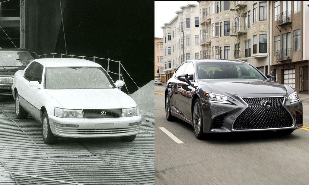 Lexus TOP 30 inovácii