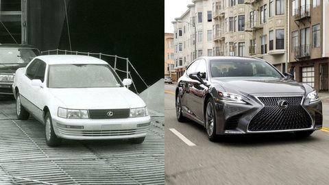 Lexus oslávil 30 rokov. Toto je TOP 30 inovácií, ktoré priniesol