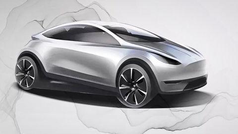Tesla načrtla nový základný model, pravdepodobne ho vyvinie v Číne
