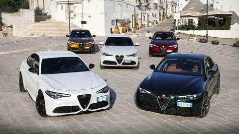 Alfa Romeo Giulia a Stelvio dobiehajú technologické manko