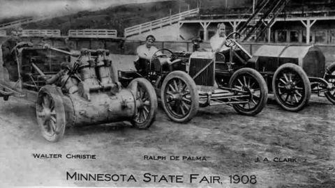 Walter Christie – geniálny konštruktér, ktorý miloval predný pohon