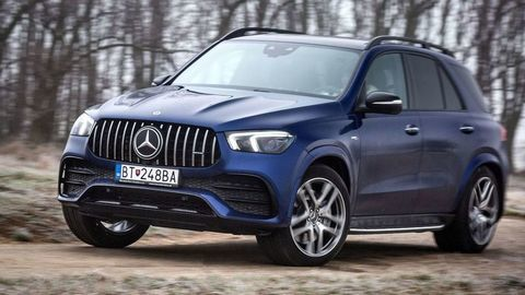 TEST Mercedes-AMG GLE 53 4MATIC+: Univerzálne SuperSUV