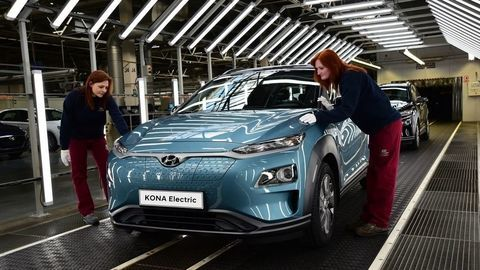 Elektrický Hyundai Kona príde z Česka