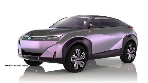 Futuro-e je koncept prvého elektrického Suzuki