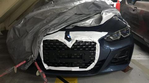 Nové BMW 4 s kontroverznou maskou na prvých záberoch!