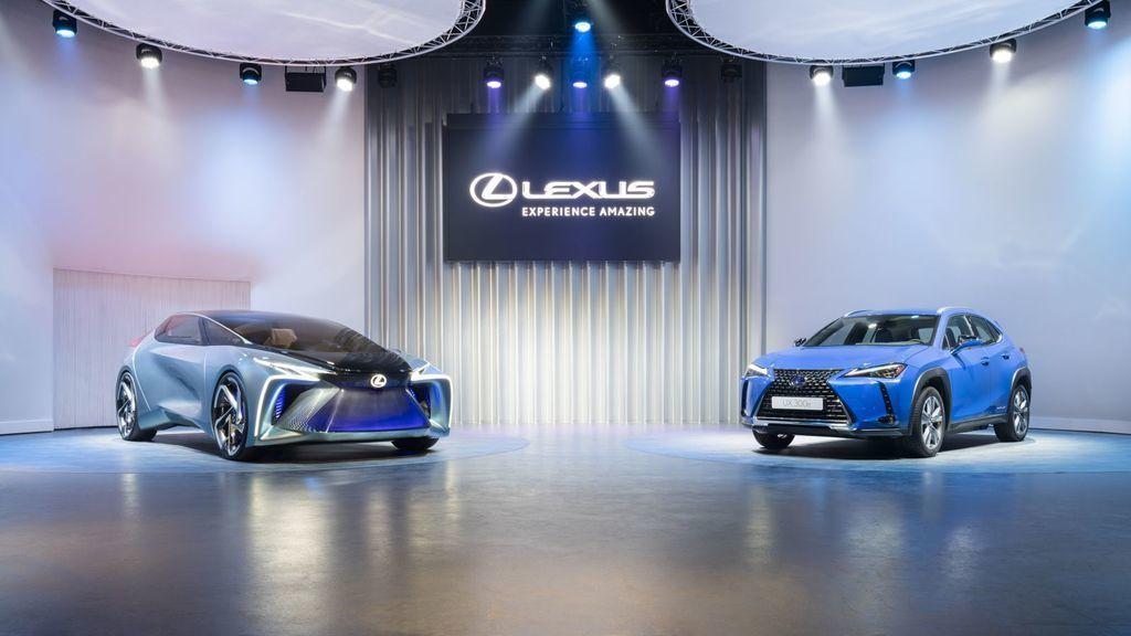 Lexus na autosalóne v Ženeve 2020