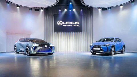 Lexus v Ženeve predstaví tri európske premiéry