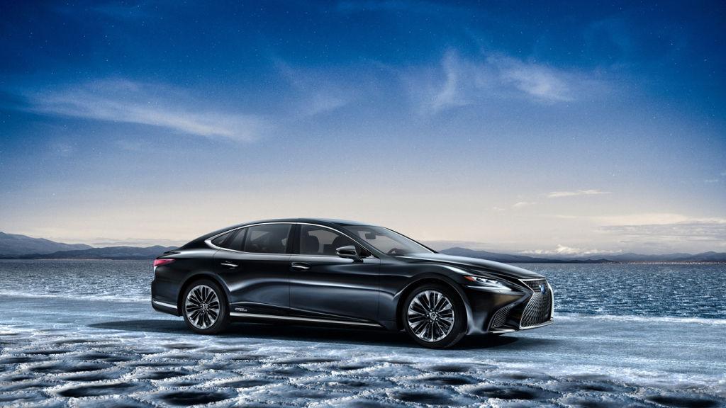 Technologické vychytávky Lexus