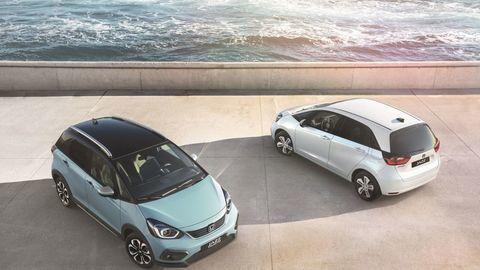 Najnovšia Honda Jazz bude hybridom. Poznáme výkon a spotrebu