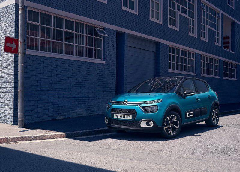 Citroën C3 2020 facelift