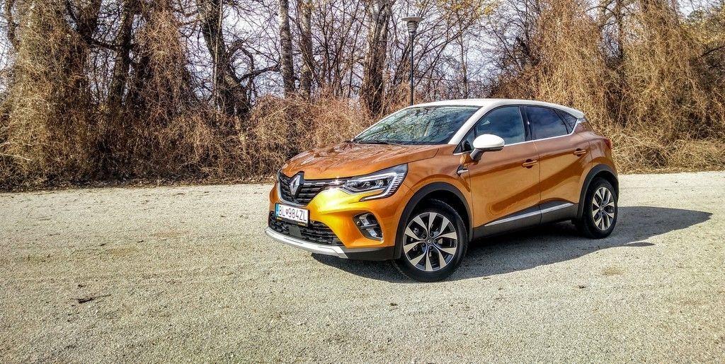 TEST Renault Captur 1.0 TCe