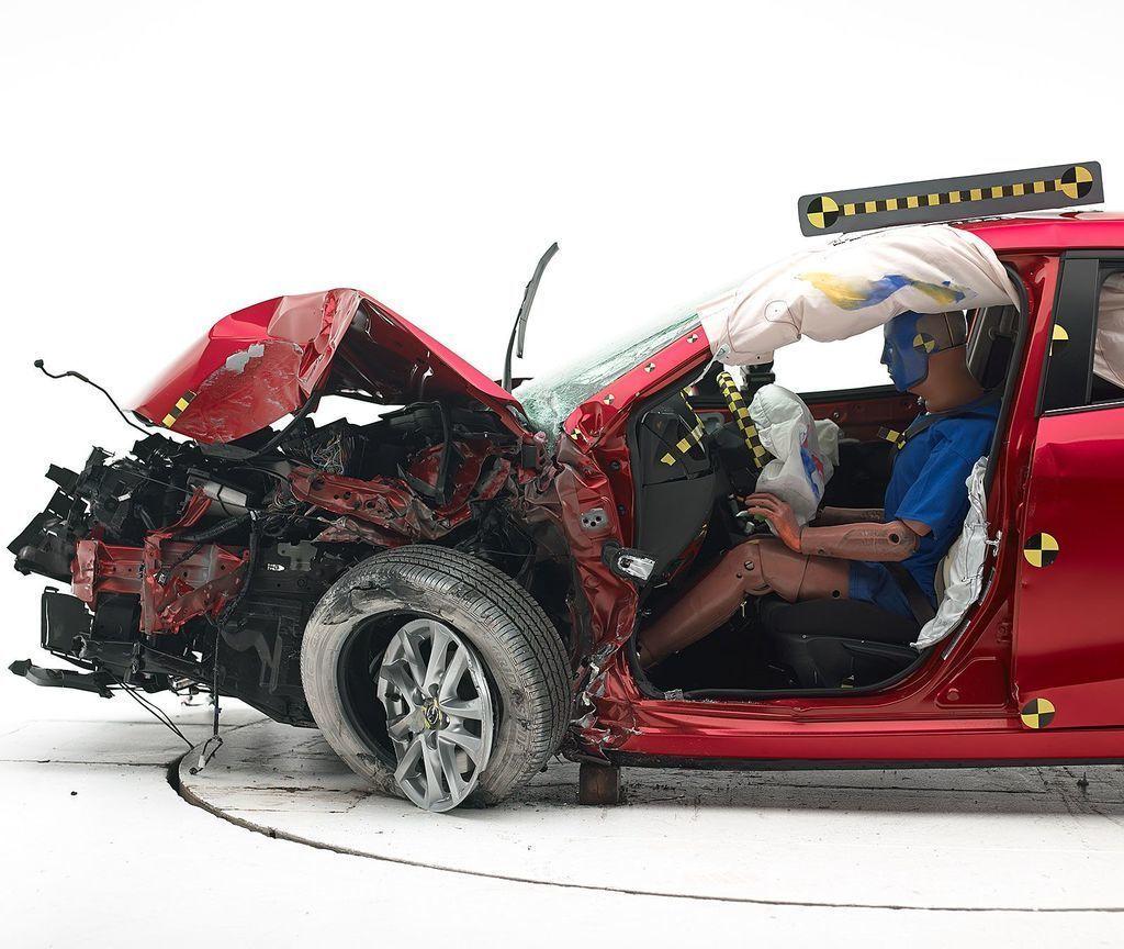 najbezpečnejšie autá 2019 IIHS