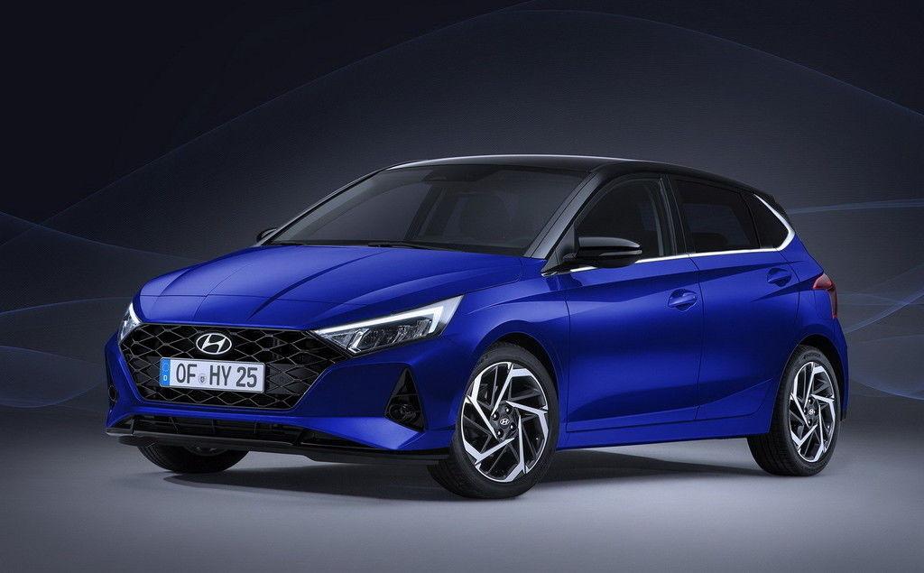 nový Hyundai i20 2020
