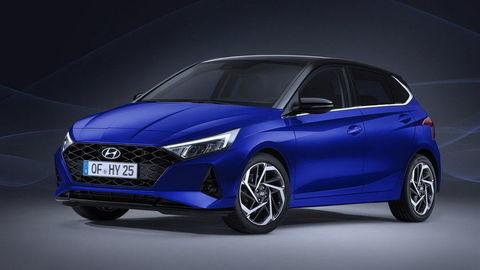 Toto je nový Hyundai i20. Naživo ho uvidíme v Ženeve