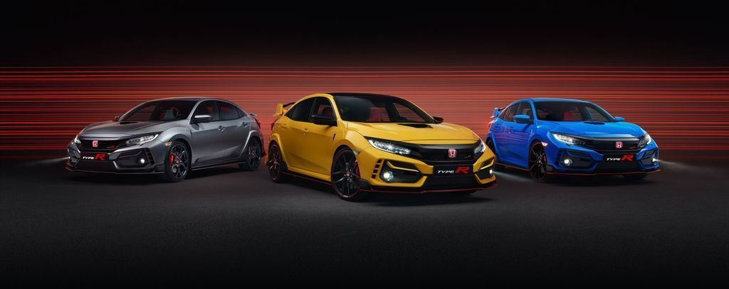 Honda Civic Type R Sport Line a Limited Edition