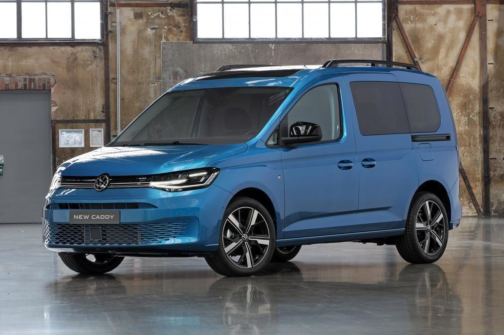 Zmena po 17 rokoch: Volkswagen Caddy je nový do poslednej skrutky
