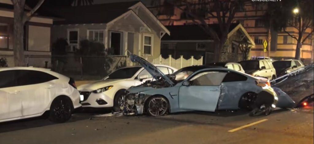 šokujúca dopravná nehoda