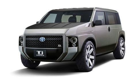 Toyota TJ Cruiser sa svetu ukáže možno už v máji