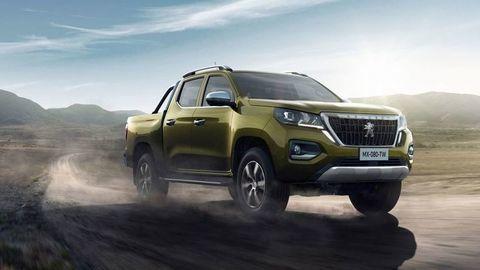 Peugeot Landtrek vstupuje medzi tradičných pick-up pracantov