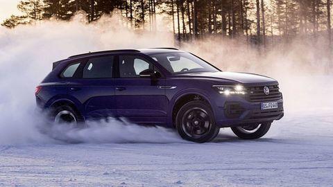 VW Touareg R prichádza. Objem nahradí elektromotor