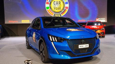 Európske Auto roka 2020 (COTY): Peugeot 208 porazil Porsche aj Teslu