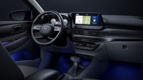 Nový Hyundai i20 ukázal interiér so zaujímavým dizajnovým jazykom