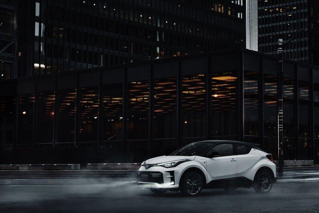 Toyota GR C-HR