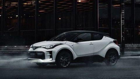 Toyota chystá športový crossover GR C-HR