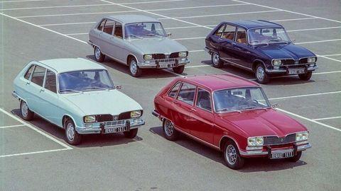 Renault 16 mal v Ženeve premiéru pred 55 rokmi