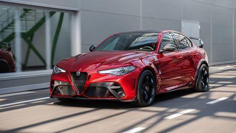 Alfa Romeo Giulia GTA a GTAm: Legenda sa vracia!