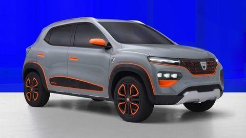 Elektrická Dacia je realitou, na jedno nabitie prejde vyše 200 kilometrov