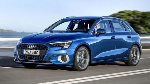 Nové Audi A3 Sportback je svalnatejšie a verné tlačidlám