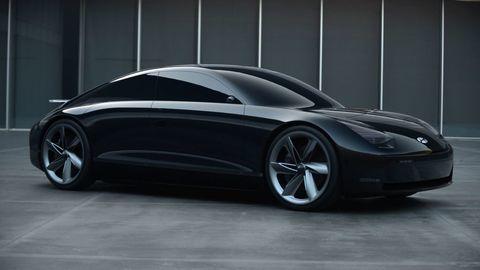 Hyundai Prophecy predpovedá budúcnosť elektromobilov