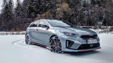 TEST KIA Ceed GT 1.6 T-GDi: Každodenná šoférska radosť