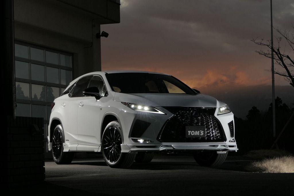 Lexus RX tuning