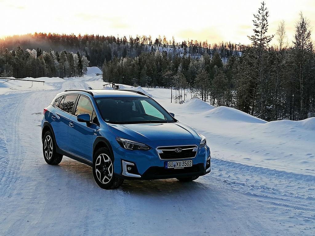 Subaru: V zimnom kráľovstve