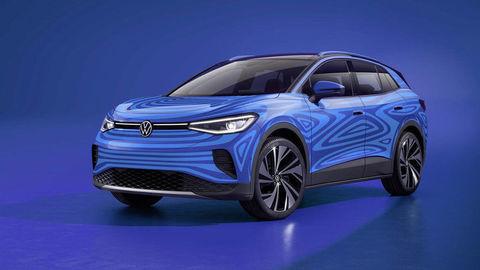 Volkswagen ID.4 rozšíri elektrickú rodinu značky