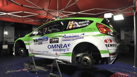 Slávna Rallye Tatry objektívom Daniela Hlinku