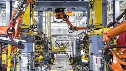 Volkswagen na Slovensku pozastaví výrobu na neurčito