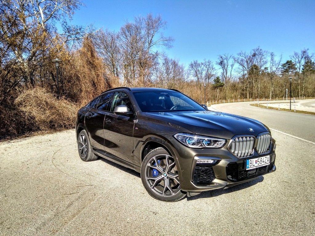 TEST BMW M50i 2020