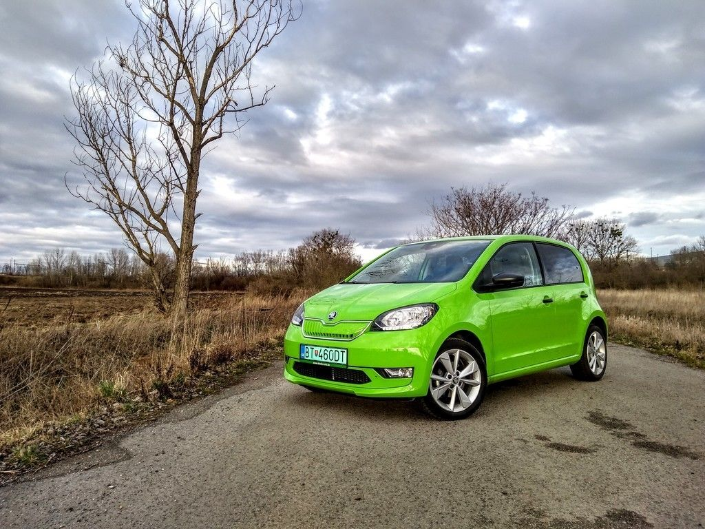 TEST Škoda Citigoe iV