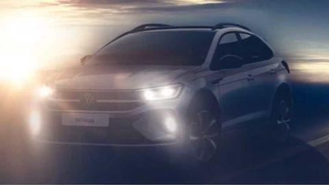 VW Nivus ukázal interiér a viac z vonkajšieho kabátu