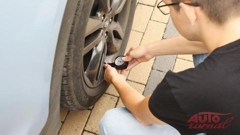 So správne nahustenými pneumatikami zabrzdíte skôr