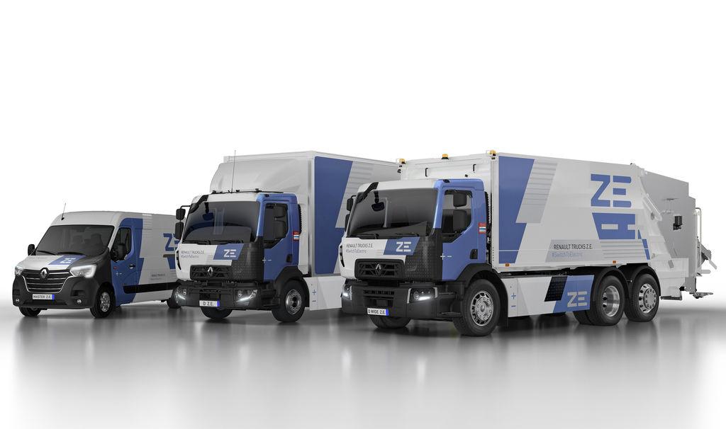 Renault Trucks e-trucky